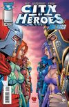 City of Heroes Issue 16 (Top Cow)