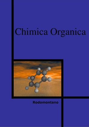 Terms Of Use >> Calaméo - Chimica Organica