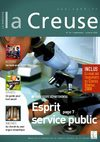 Le Magazine de la Creuse n36, septembre - octobre 2008
