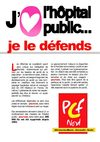 J&#039;aime l&#039;hpital Public...je le Dfends