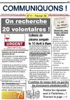 On recherche 20 volontaires