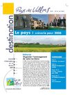 Destination Pays des vallons de Vilaine n12 (janvier 2007)