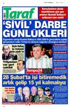 sivil darbe gunlukleri