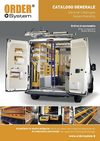Order System by Tecno-A - Catalogo Generale - Factory snc.
