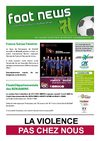Foot news n34 - 02/04/2009