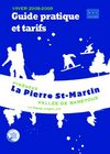 Guide hiver Pierre Saint-Martin 2008-2009