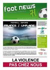 Foot news n45 - 25/06/09