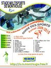 GUIDE DES SPORTS - 2009/2010 - SMM - STADE MULTISPORTS DE MONTROUGE 