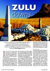 The Travel &amp; Leisure Magazine KwaZulu-Natal Feature