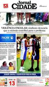 Jornal Cidade de Rio Claro 15/09/2009