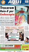 JORNAL AQUI MOGI MIRIM EDIO N16 31-10-2009
