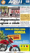 JORNAL AQUI MOGI MIRIM EDIO N25 08-01-2010