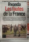Rwanda. Les fautes de la France - Libration-