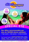 2 DirectVoyages.ch Catalogue N.02/2010
