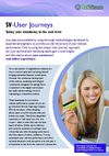 Our Unique Approach - User Journeys
