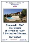 695.000 Bormes-les-Mimosas achat villa maison a vendre