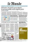 Journal Le Monde - Gratuit le 22 avril 2010