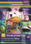 Brochure Collectivité France Billet - Fnac edition Mai/Juin 2010