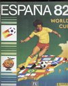 Album de Panini Mundial 1982 Espaa