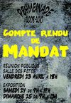 Compte-rendu de mandat