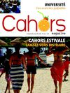 Cahors Magazine N38 - ETE 2010