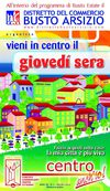 Centro Anch&#039;io Estate 2010 - Programma gioved sera