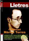 Portada revista Lletres 44