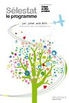 Slestat le programme: Juin - Juillet - Aot 2010