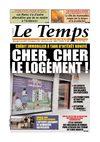 Le quotidien le Temps d&#039;Algrie dition du 04 Aout 2010