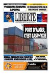 LIBERTE ALGERIE (liberte-algerie.com) du 20 Aout 2010