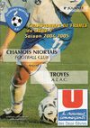 Niort-Troyes