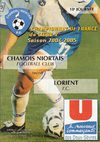 Niort-Lorient