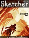 Sketcher CONCEPT ART Vol 12