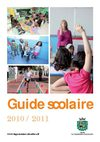 Guide scolaire 2010-2011 de la Ville de La Garenne-Colombes