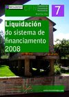 Liquidacin do Sistema de Financiamento 2008