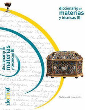 Calam 233 O Diccionario Y Tesauro De Materias Y T 233 Cnicas