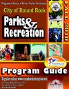 Round Rock Parks & Recreation Department Fall Program Guide 2010