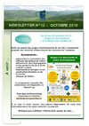 Newsletter BIE n 12 octobre 2010