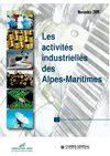 Les activits industrielles des Alpes-Maritimes - 2009