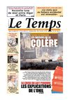 Le Temps d'Algerie Edition du 19 octobre 2010