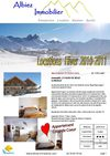 E-catalogue Albiez Immobilier 73