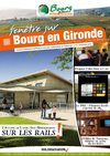JOURNAL INTERCOMMUNAL BOURG EN GIRONDE N10