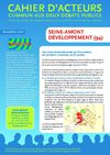 Projets Arc Express et Grand Paris - cahier d&#039;acteurs - Seine-Amont-Developpement