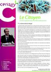 Le Citoyen n55 - Ville de CERIZAY