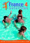 France 4 Naturisme brochure 2011, France 4 Naturisme price brochure, information about each naturist camping village