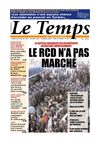 Le Temps d&#039;Algerie Edition Dimanche 23 Janvier 2011
