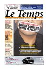 Le Temps d&#039;Algerie Edition Lundi 24 Janvier 2011