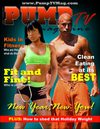 PumpTV Magazine January 2011 issue