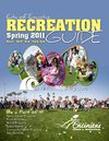 City of Encinitas Spring 2011 Recreation Guide Brochure