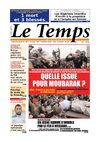 Le Temps d&#039;Algerie Edition Dimanche 30 Janvier 2011